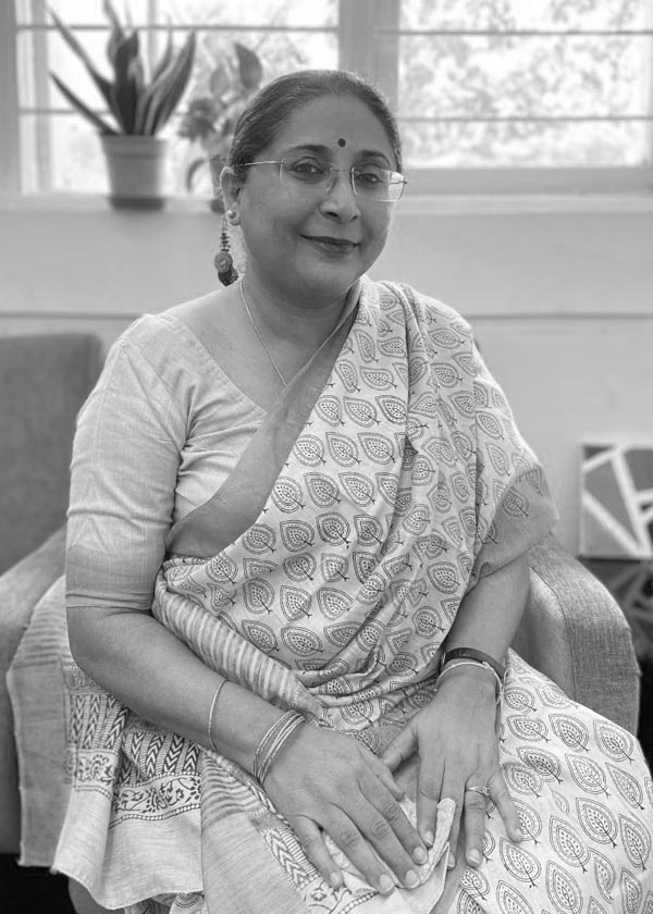 Mrs Damayanti Bhattacharya, principal JML -Khar, leads an exceptional team of academicians and teachers who help students become global citizens.