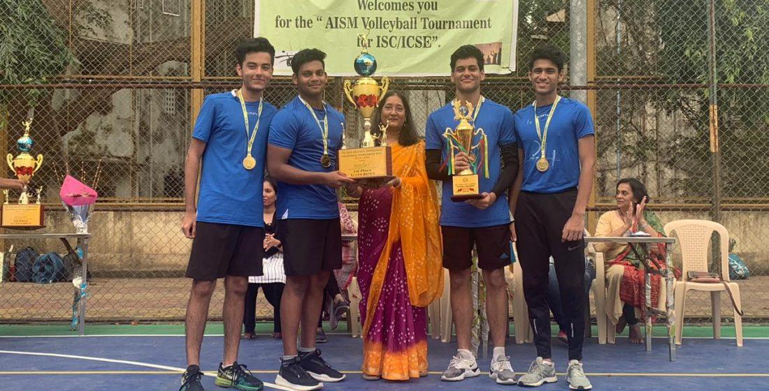 CISCE Volleyball Boys U/19 Gold