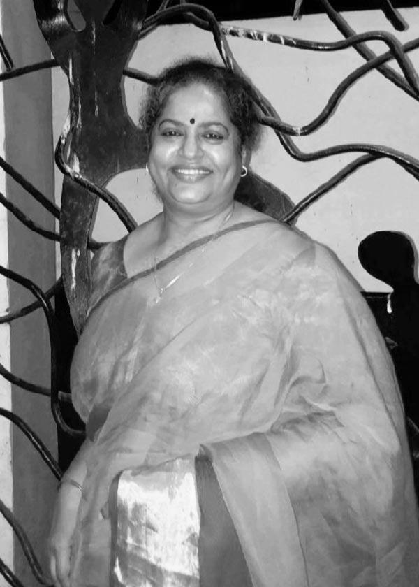 Geeta Sanil