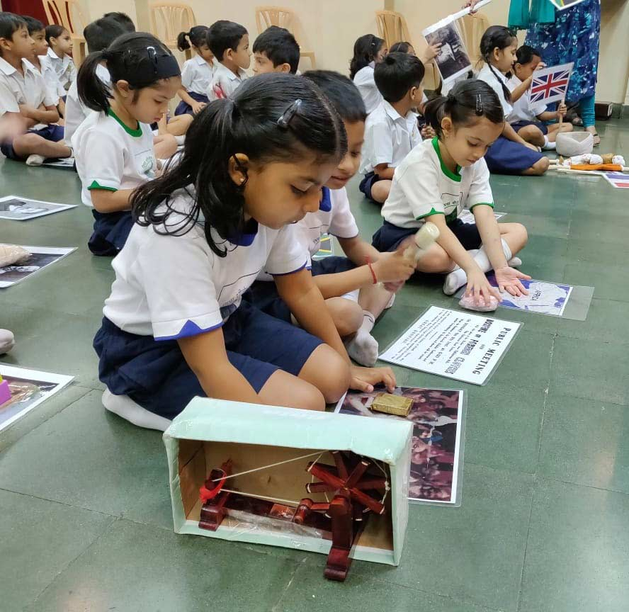 JML Primary School