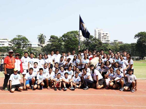 Sports achievers at JML