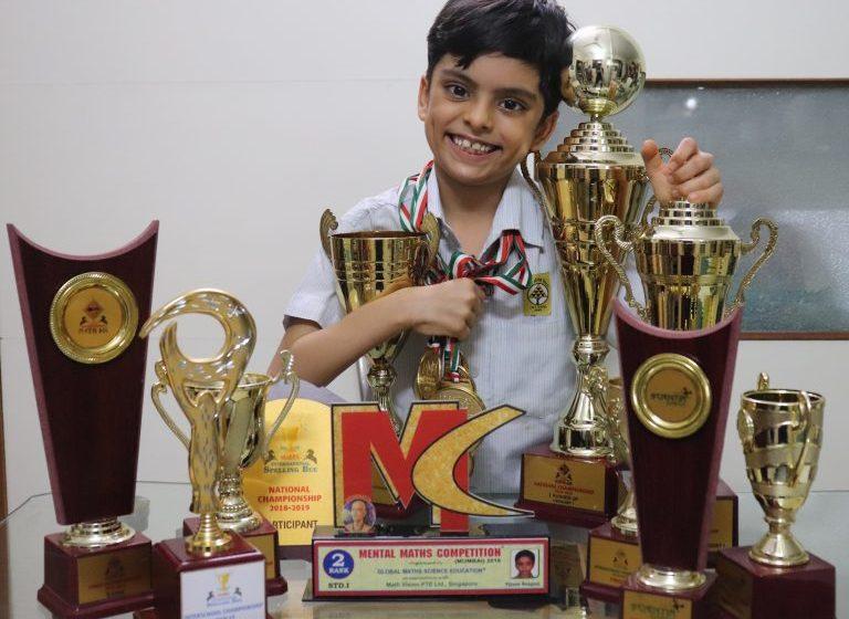 Viyaan Rangani enters the SOF Hall of Fame