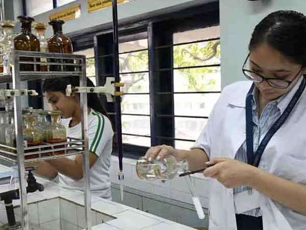 Higher Secondary School - JML
